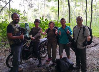 5 Days Customized Birding Tours around Malang, East Java