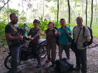 5 Days Customized Birding Tours around Malang, East Java