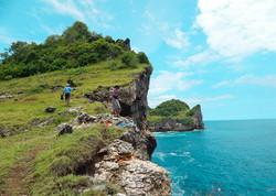 Ngungap Cliff