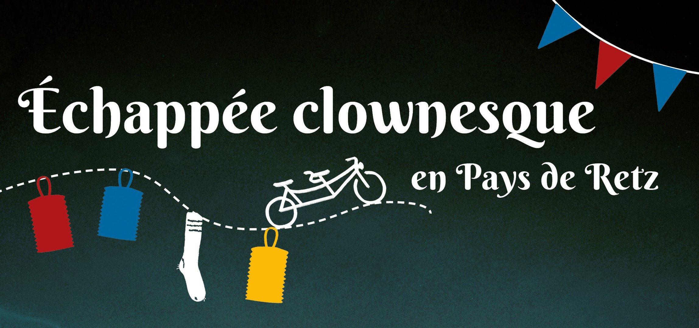 ECHAPPÉE CLOWNESQUE