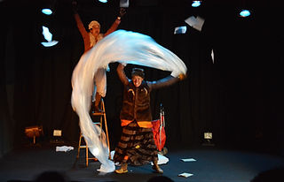 Théâtre burlesque de la Caravane Cie