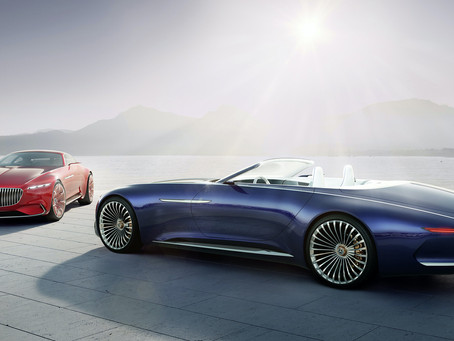 Mercedes Is Making Its Big Electric Push. Here's What That Means For Maybach.