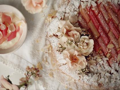 Spring ramblings & a recipe for rhubarb...