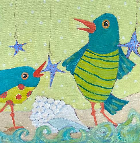 """EARLY  BIRDS"""