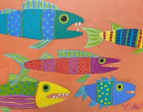 """""""FISH SCHOOL"""""""