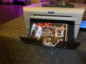 Photobooth printer