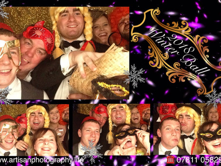 Photo Booth for Winter Ball 2018 - Hatherleigh