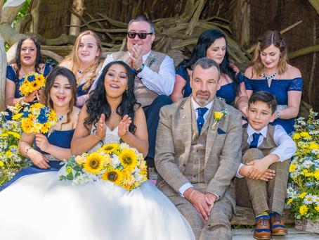 Congratulations Mr & Mrs Hanley