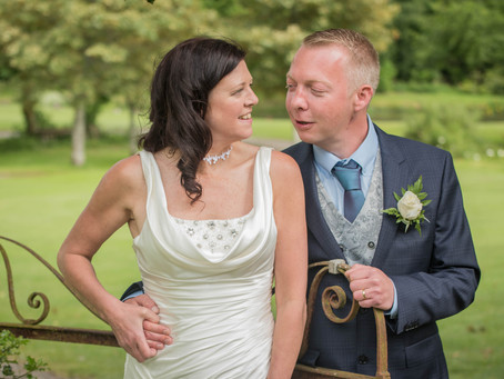 Mr and Mrs Samantha and James Reynolds