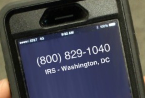 Robocall Spoofing