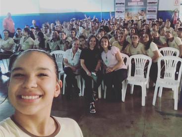 Colégio em Anápolis (Goiás) promove evento sobre doação de órgãos