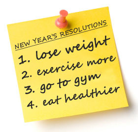 Top 5 tips for New Year's fitness resolutions!