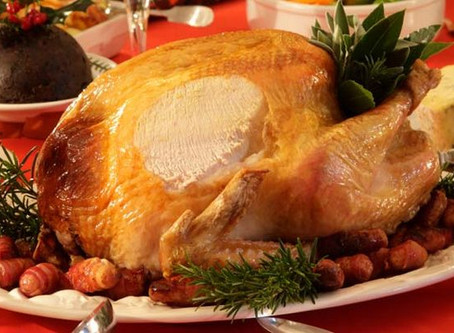 The surprising nutritional benefits of Christmas dinner.