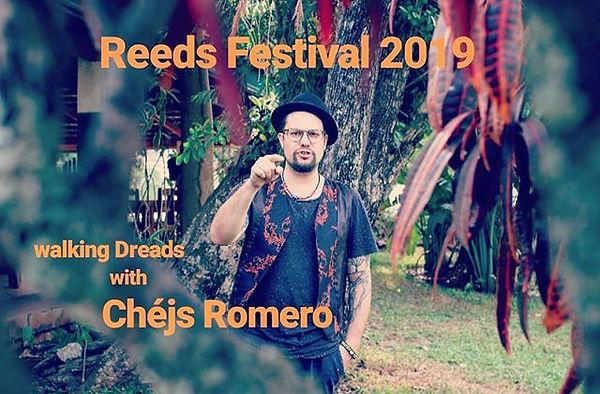 Wär isch aus derbi am Reeds-Festival 201