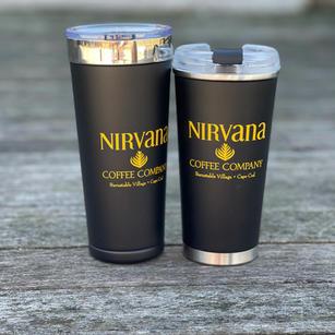 Nirvana thermal mugs