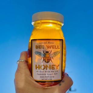 Local Bee Well honey