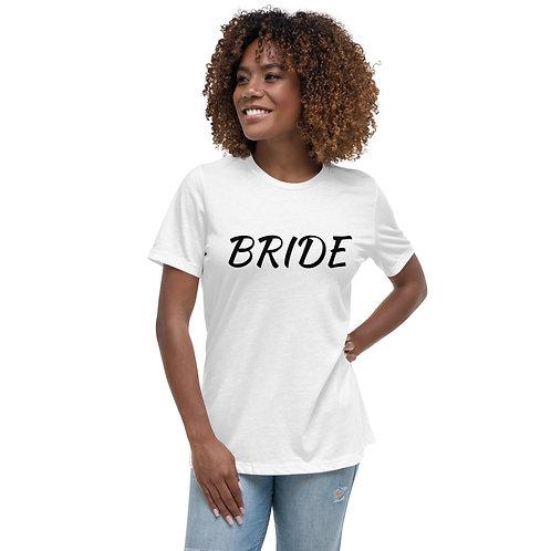 Bride Women's Relaxed T-Shirt