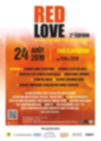 program. red love festival 2019