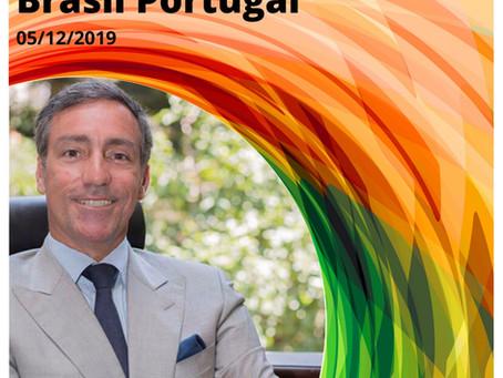 Câmara Brasil-Portugal SC promove palestra com Nuno Rebelo de Sousa