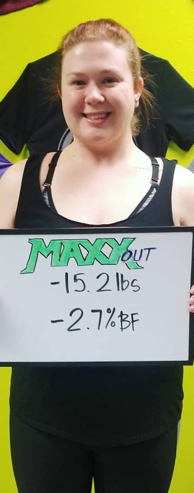 Alyse's Transformation - 15.2 lbs