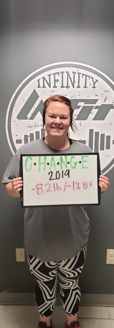 Morgan's Transformation - 10 lbs