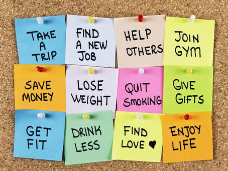 3 Ways to Keep Your New Year's Resolutions