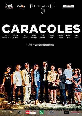 CARACOLES, CORTOMETRAJE, PIEL DE CABRA 2019