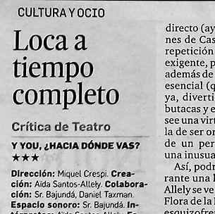 DiariodeSevilla.CriticaCarmé_Flora_vs_Aï