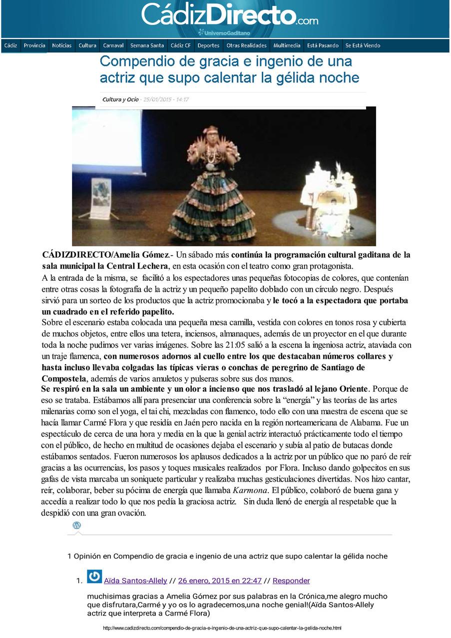 Crítica de CádizDirecto.com