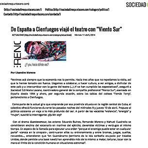 "De España a Cienfuegos v...nto Sur"" _ So"