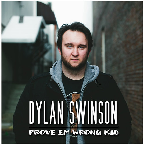 Prove Em' Wrong, Kid - EP (Physical CD)