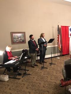 The Dixie Singers