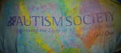 Autism Society Color Run