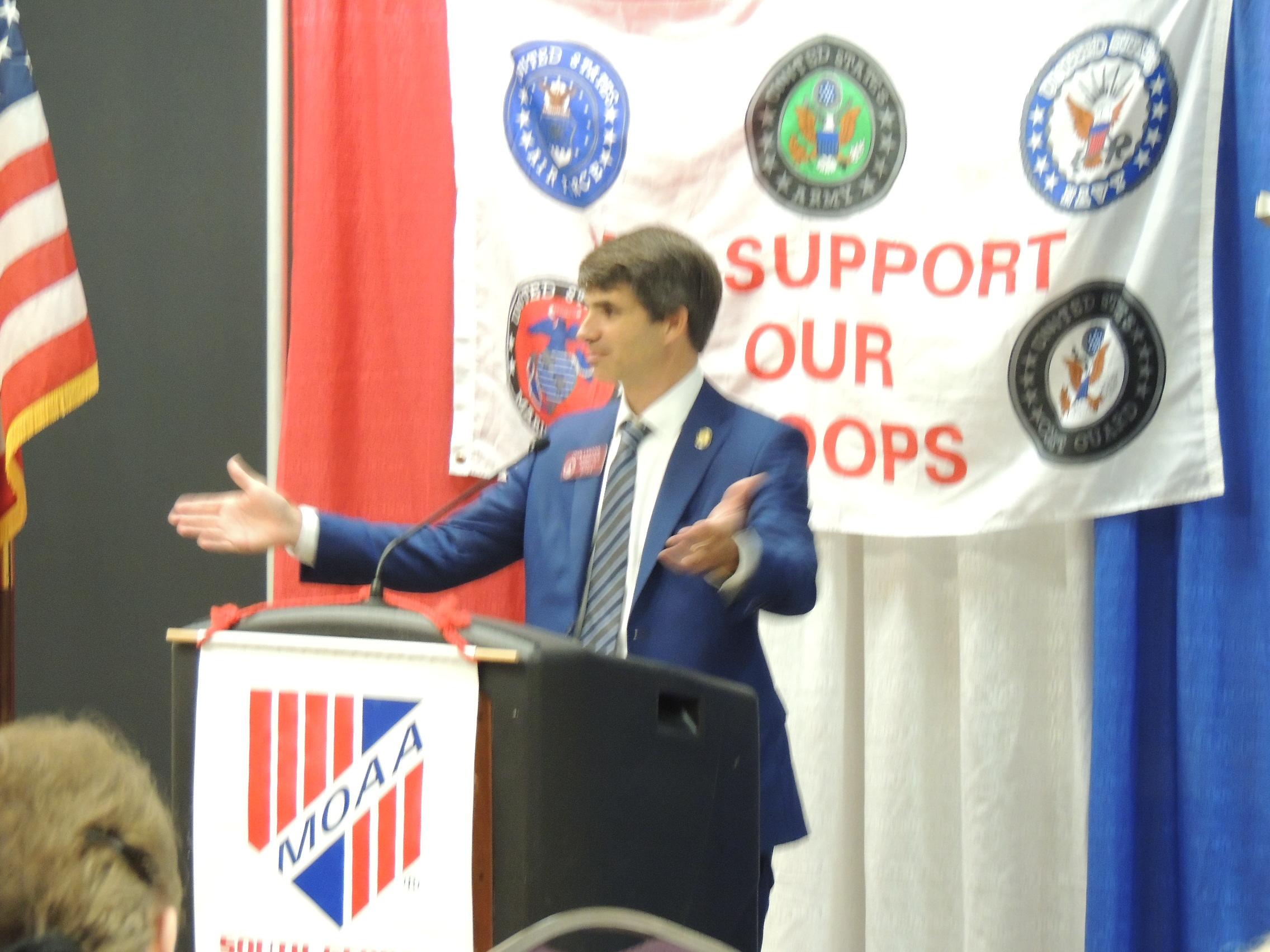 State Representative John Lahood