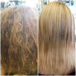 hair spa for Straight