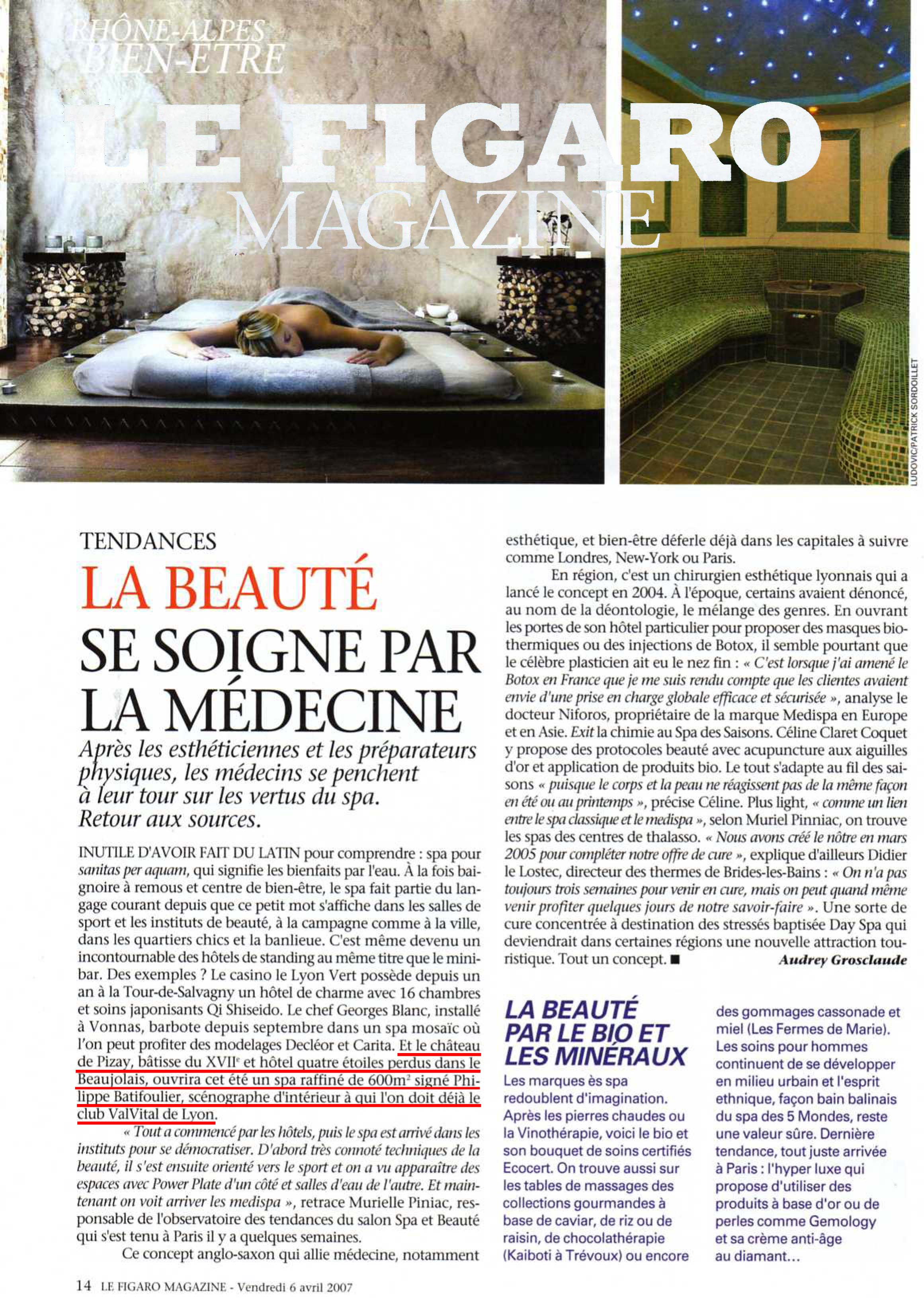 Figaro magazine France