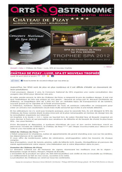Luxury Magazine international