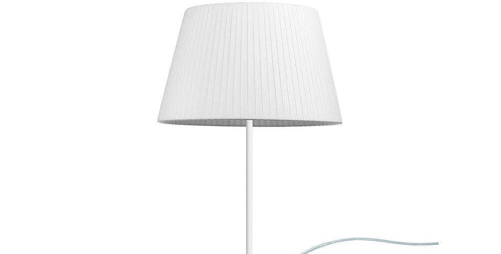Lámpara de mesa KAMI M 1 / T Blanco