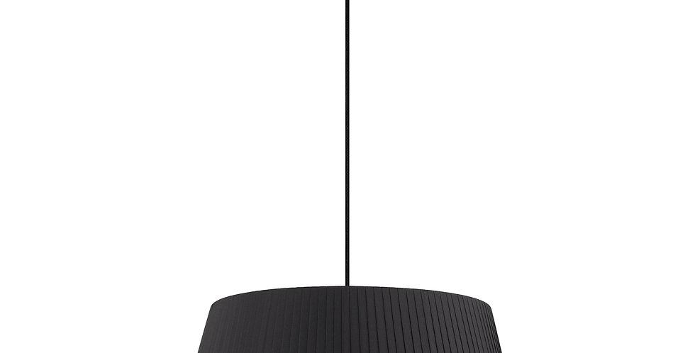 Lámpara colgante Kami XL 1_S Negra