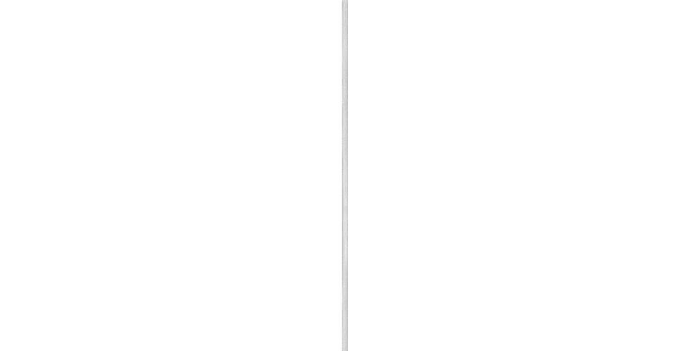 Lámpara colgante simple Uno 1_S BLANCO