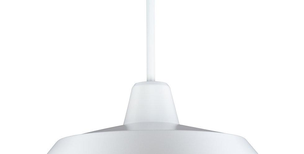 Lámpara de techo CINCO 1_CP BLANCO/PLATA