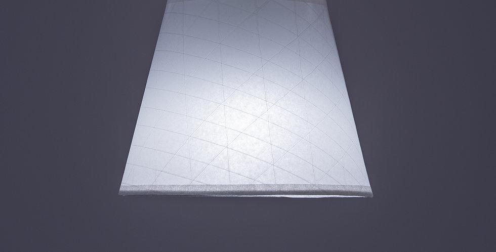 Lámpara de techo (plafón) IRO Blanco con relieve