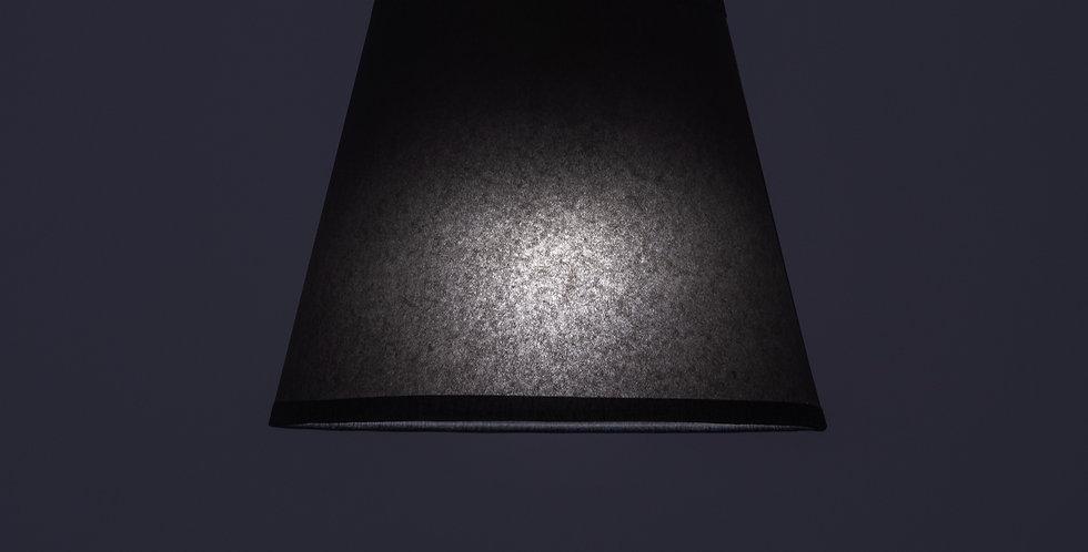 Lámpara de techo (plafón) IRO Negro