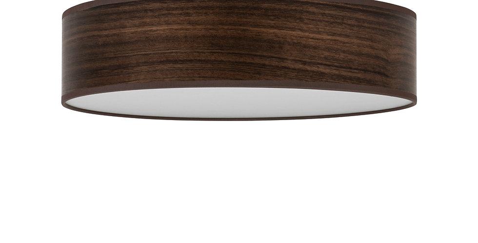 Lámpara de techo (plafón) con tres bombillas Ocho L 1_C Eukaliptus