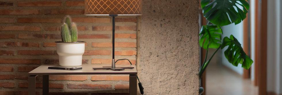 Lámpara de mesa Trece S 1_T Marfil