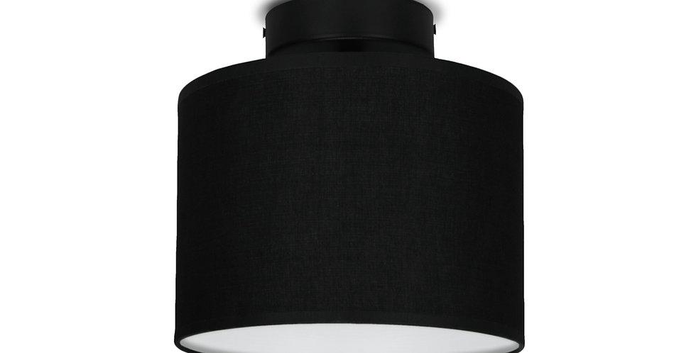 Lámpara de Techo con Pantalla de Tela de Diseño Mika XS 1_CP