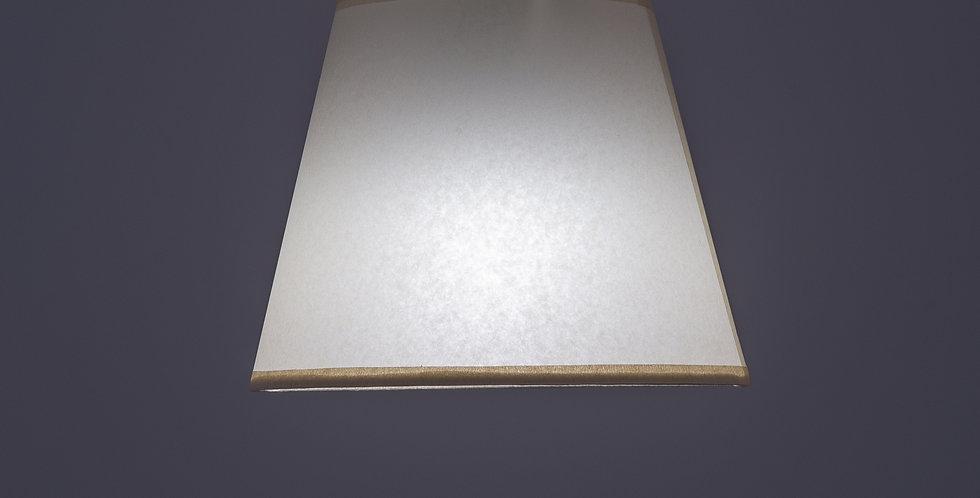 Lámpara de techo (plafón) IRO Gris
