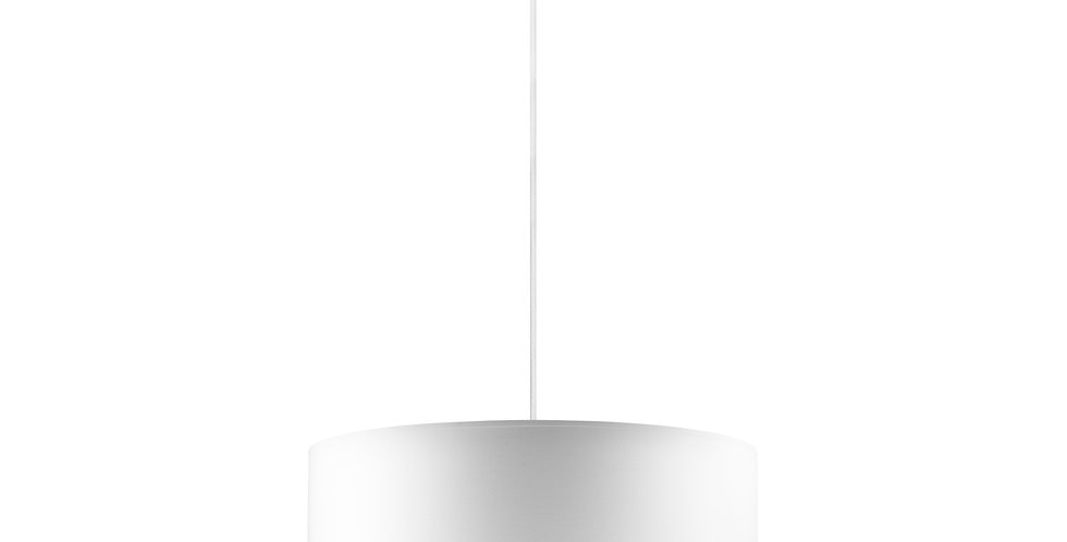 Lámpara colgante MIKA XL 1 / S  Blanca/Cobre
