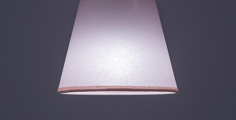 Lámpara de techo (plafón) IRO Rosa claro