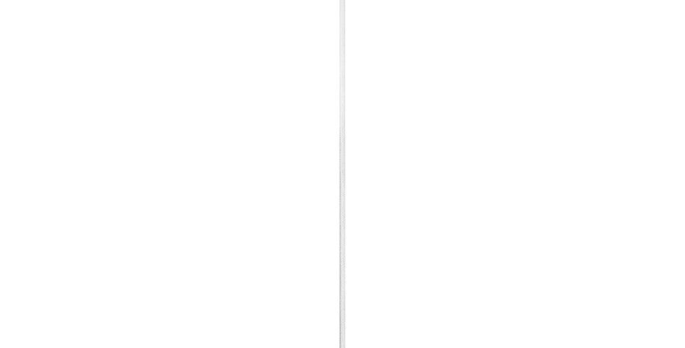 Lámpara colgante simple Cero 1_S BLANCA